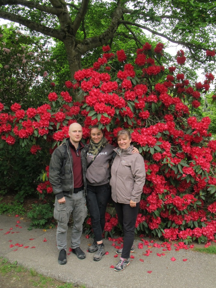 Stanleypark – Ein Farbcocktail inVancouver
