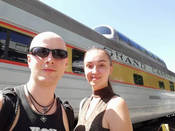 Das Grand Canyon Railway Package – Mit dem Zug zurSchlucht